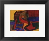 Framed # a-1155-1985