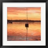 Framed Sailing Portrait III