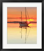 Framed Sailing Portrait V
