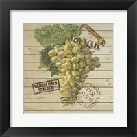 Framed Grape Crate V
