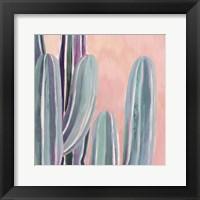 Framed Desert Dawn III