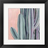 Framed Desert Dawn IV