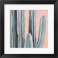 Framed Desert Dawn V