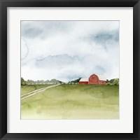 Kentucky Sky II Framed Print