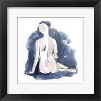 Framed Blissful Solitude II