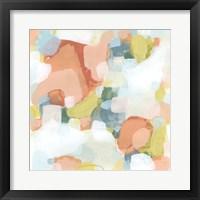 Framed Mosaic Scatter II