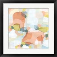 Framed Mosaic Scatter III