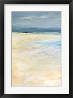 Framed Storm at Sea I