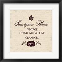 Framed Wine Tasting VI