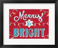 Framed Merry and Bright v2