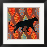 Framed African Animal II