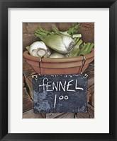 Framed Fennel
