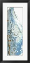 Framed Crystal Blue