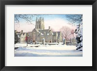 Framed Saint Josephs University 3