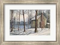 Framed On Walden Pond