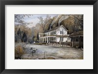 Framed Valley Green Inn II