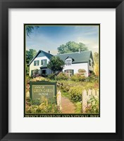 Framed Anne of Green Gables House