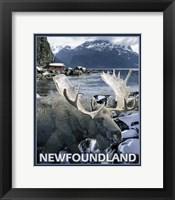 Framed New Foundland
