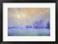 Framed Whiteout