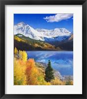 Framed Trout Lake