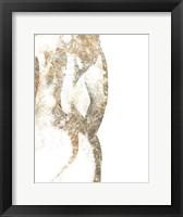Framed Silver Silhouette 1