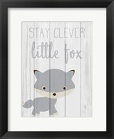 Framed Stay Clever