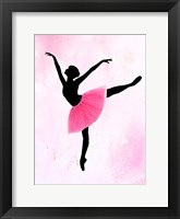 Dancer 2 Framed Print