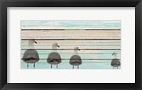 Framed Seagulls