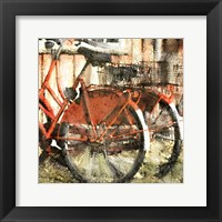 Framed Ride Bicycles