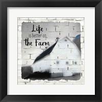 Framed Farm Life 2