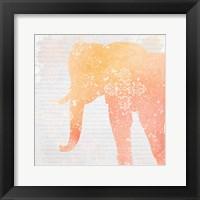 Framed Elephant Dreams 3