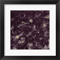 Celestial 5 Framed Print