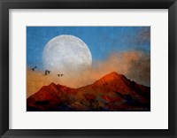 Framed Ibis Moon