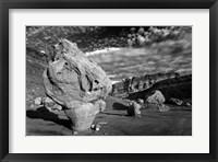 Framed Vermillion Cliffs National Monument Arizona