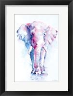 Framed Elephant Never Forgets