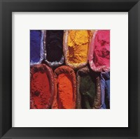 Framed Pigments