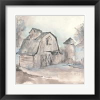 Framed Barn V