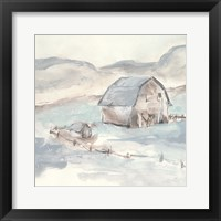 Framed Barn IV