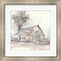 Framed Barn III