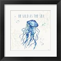Framed Deep Sea V