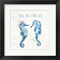 Framed Deep Sea III