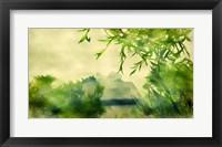 Framed Greeting Dawn
