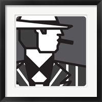 Framed Gangster