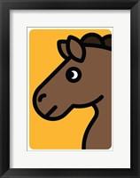 Framed Cavallo
