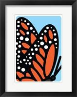 Framed Farfalla