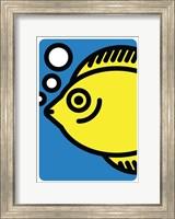 Framed Pesce