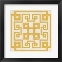 Framed Maze Motif II