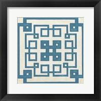 Framed Maze Motif VIII
