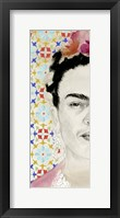 Framed Frida Diptych II
