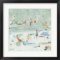 Framed Summer Confetti II